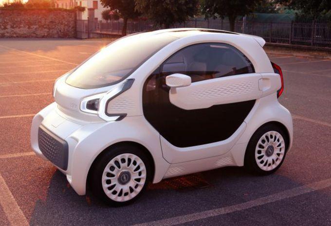 XEV LSEV: 3D-geprinte elektrische stadsauto #1