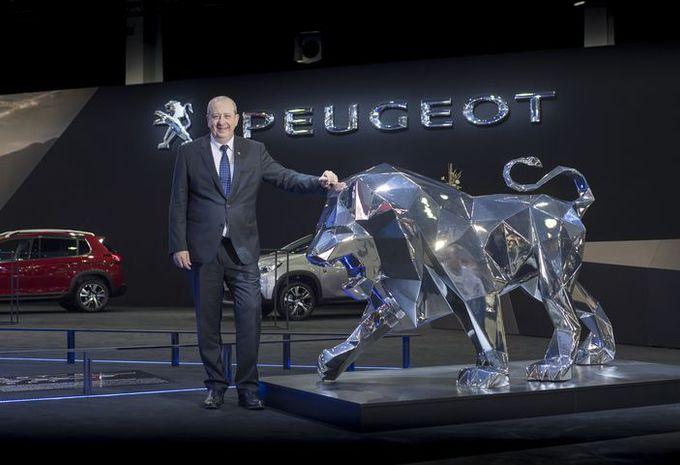 Peugeot : pas besoin de véhicules électriques pour atteindre les objectifs de CO2 #1