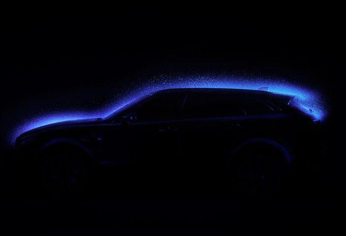 Jaguar : le F-Pace aussi en SVR ! #1