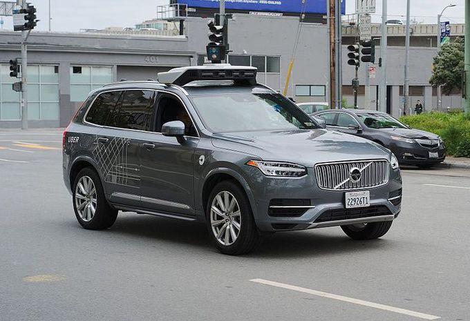 Accident Uber : l'Arizona suspend les tests sur routes #1