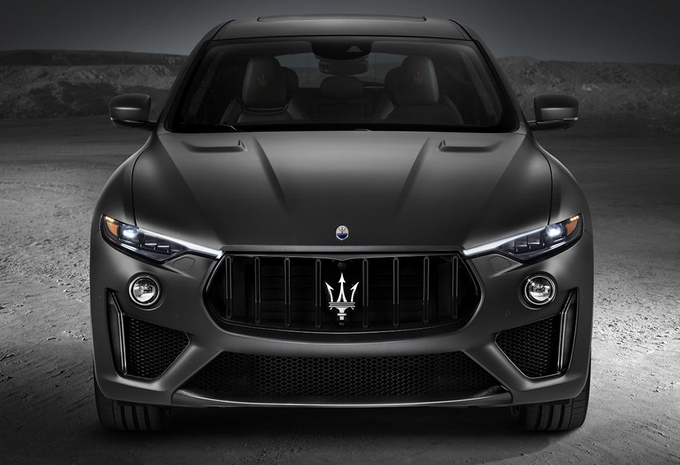 Maserati Levante Trofeo krijgt V8-biturbo van 590 pk #1