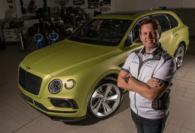 Bentley jaagt op record op Pikes Peak 2018 #1