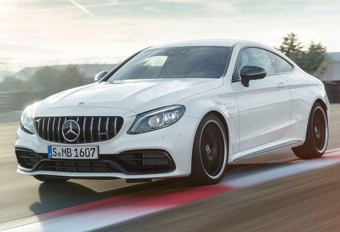 NYIAS 2018 - Mercedes : pas de chevaux supplémentaires pour le C63 AMG #1