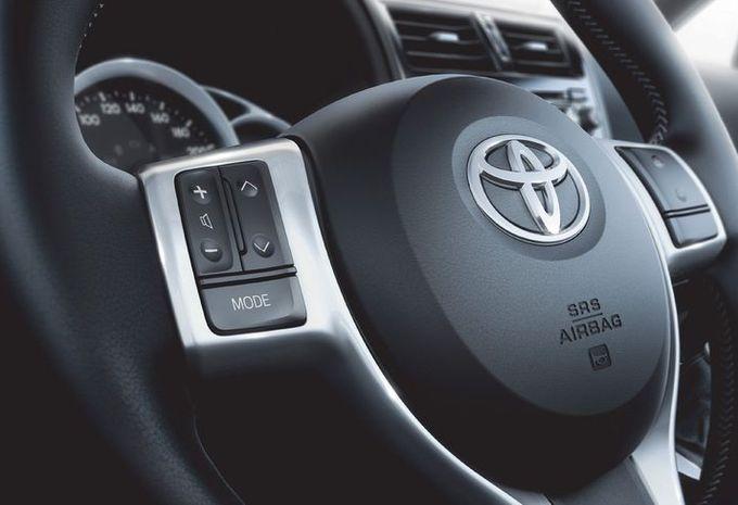 Toyota : Rappel de 8000 voitures en Belgique #1