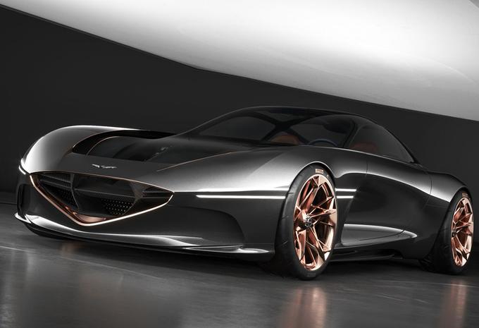 NYIAS 2018 – Genesis Essentia Concept: elektrische GT van de toekomst #1