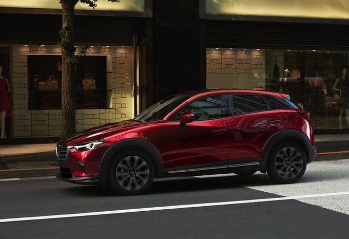 NYIAS 2018 - Mazda CX-3 : léger restylage et Euro 6d-Temp #1