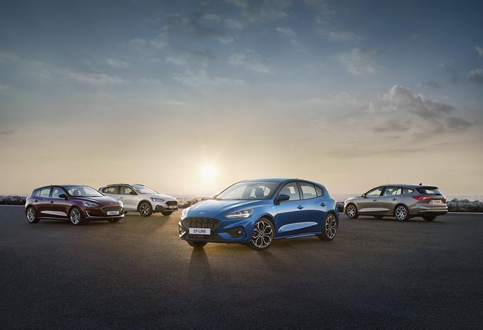 Nieuwe Ford Focus op zoek naar extra klasse #1