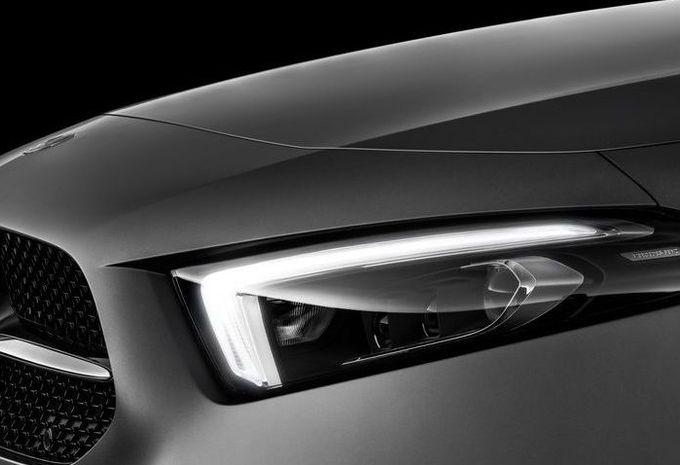 Mercedes : la Classe A AMG de moins en moins habillée #1