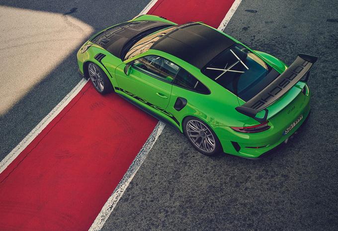 Wat doet het Weissach Package met de Porsche 911 GT3 RS? #1