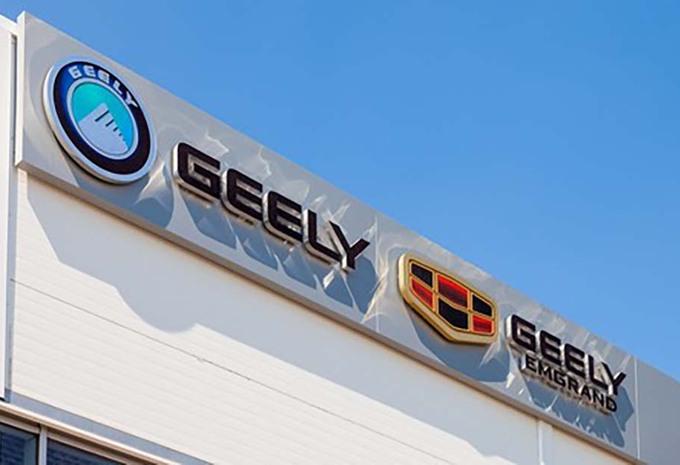 Mercedes : une collaboration avec Geely envisageable #1
