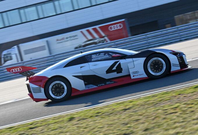 Virtuele Audi e-tron Vision Gran Turismo wordt realiteit #1