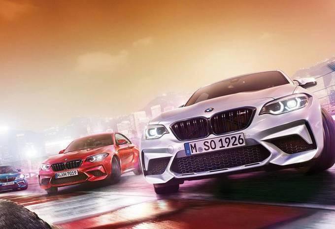 BMW : la M2 Competition en fuite avec 410 ch  #1