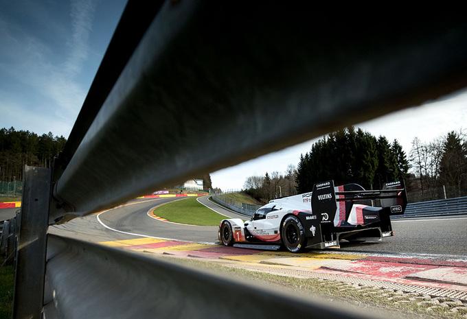 Porsche 919 Hybrid rondt Spa-Francorchamps sneller dan F1 #1