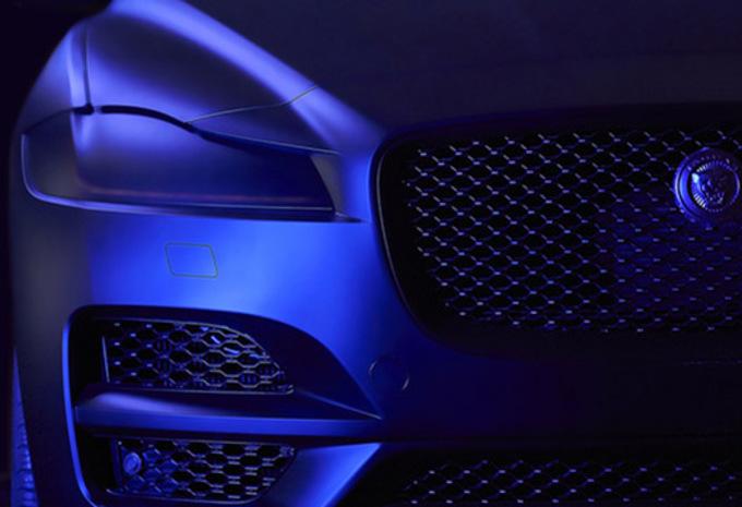 Jaguar : un J-Pace dans les cartons ?  #1