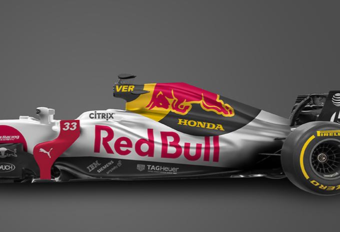 Red Bull ruilt Renault voor Honda #1