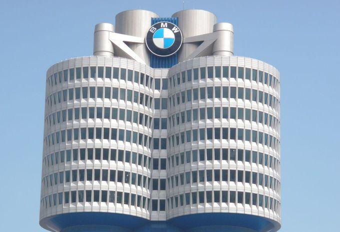 BMW Group: verkooprecord voor eerste trimester 2018 #1