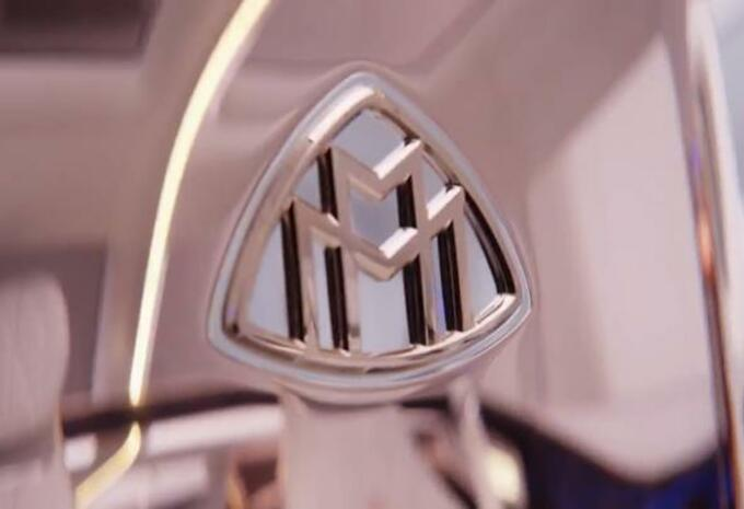 Mercedes-Maybach : un SUV de luxe à Pékin #1