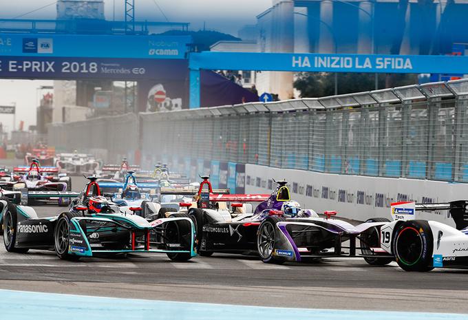 AutoWereld naar de Formule E in Rome: ja, dit is racen! #1