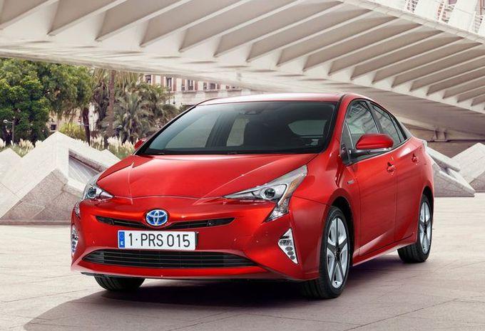 Toyota Prius : vers un restylage en profondeur #1