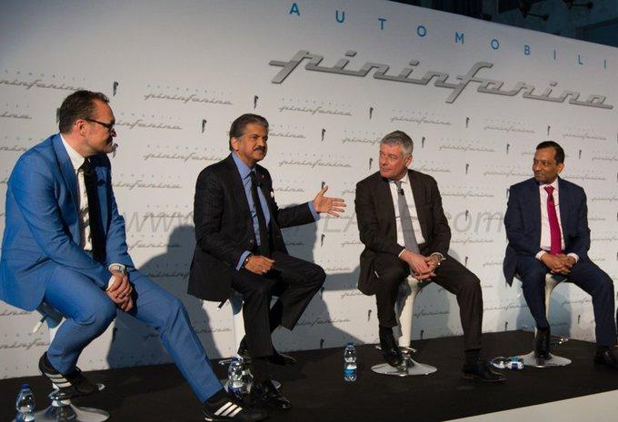Automobili Pininfarina bouwt aan elektrische SUV #1