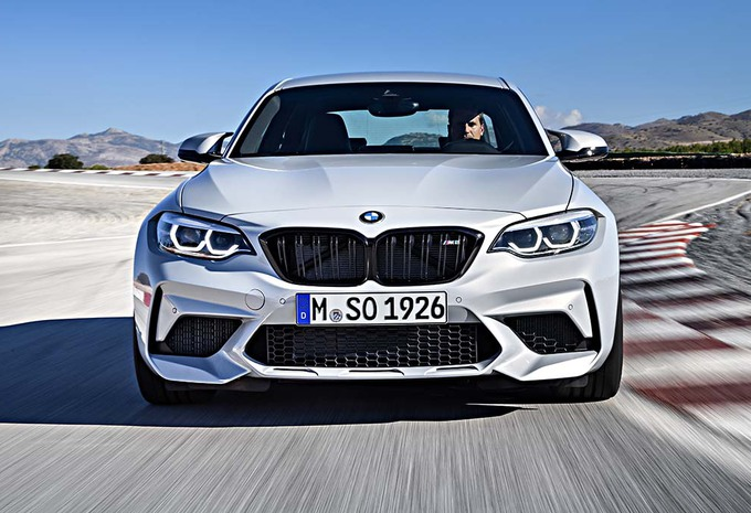 BMW M2 Competition 2018 : Encore plus mordante #1