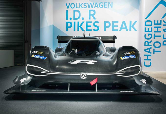 VIDEO –Volkswagen I.D. R Pikes Peak : 680 ch et des détails techniques #1