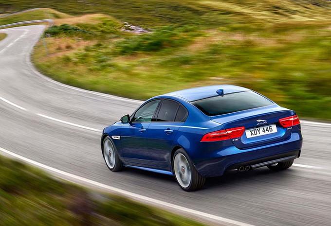 Jaguar/Land Rover : L'hybride rechargeable arrive ! #1