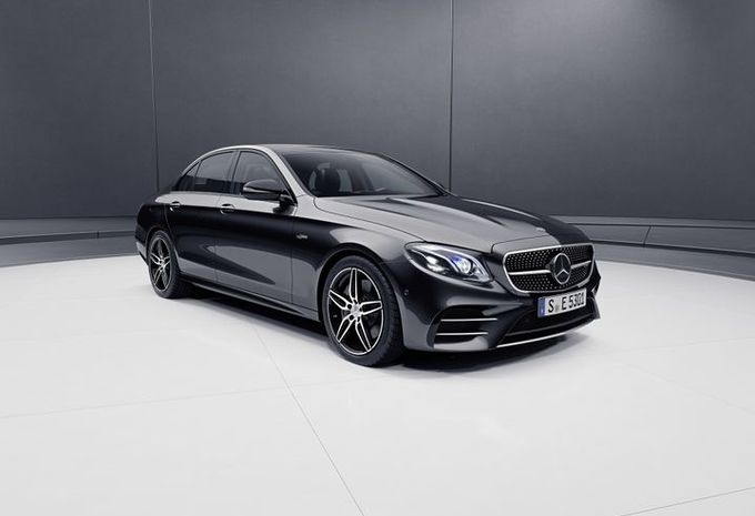 La Mercedes Classe E, encore plus intelligente ! #1