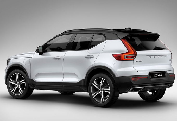 fotos salon van peking 2018 volvo xc40 t5 plug in hybride autogids. Black Bedroom Furniture Sets. Home Design Ideas