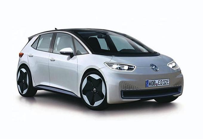VW ID Concept gaat in productie als Neo #1