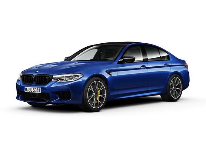 BMW M5 Competition: adrenalineshot #1