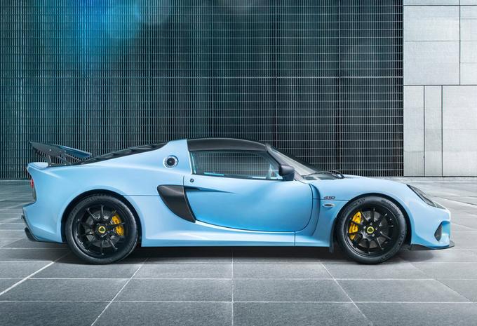 Lotus Exige Sport 410 houdt je bij de les #1