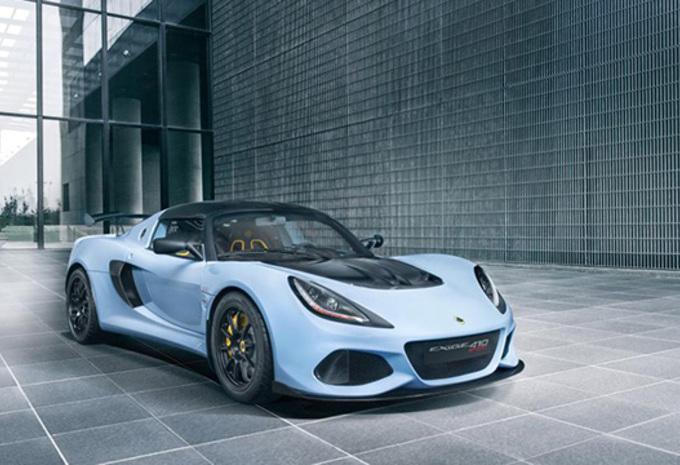 Lotus Exige Sport 410: jawel, nog eentje #1