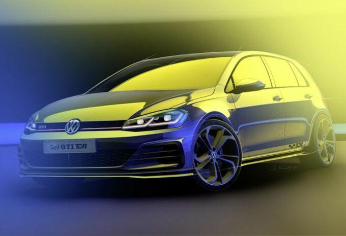 Volkswagen Golf GTI TCR : 290 ch au programme #1