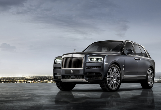 fotos rolls royce cullinan is g een suv autowereld. Black Bedroom Furniture Sets. Home Design Ideas