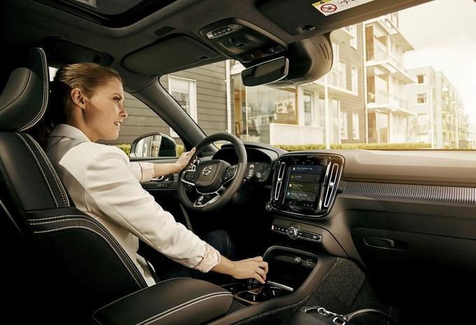 Volvo : Android et les services Google à bord #1