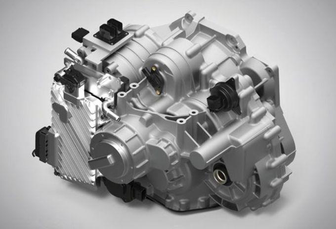 PSA kiest 'geëlektrificeerde' versnellingsbak #1