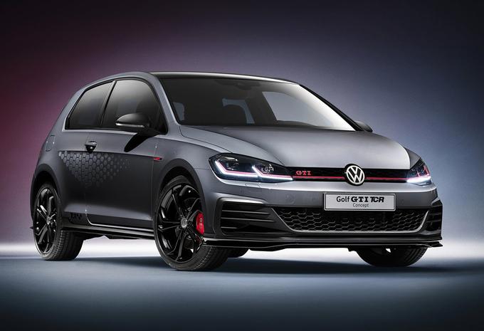 Volkswagen Golf GTI TCR Concept : 290 ch #1