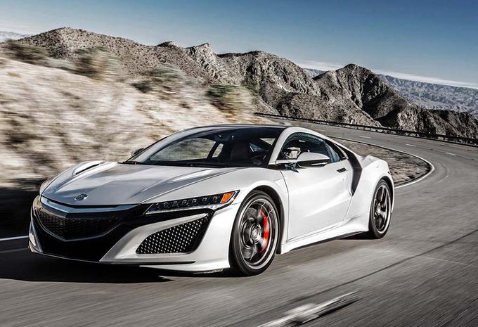 Honda : la NSX Type-R se précise #1