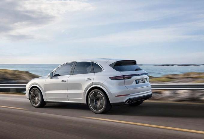 SUV's: 30 procent marktaandeel, 2 g CO2/km extra #1