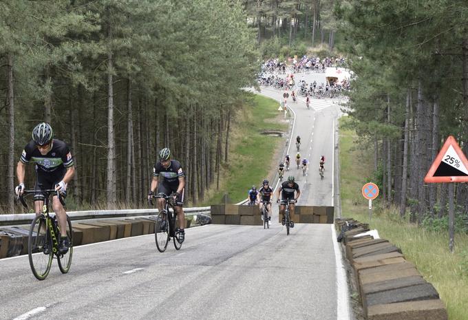 Zondag fietsdag op testpiste Ford in Lommel