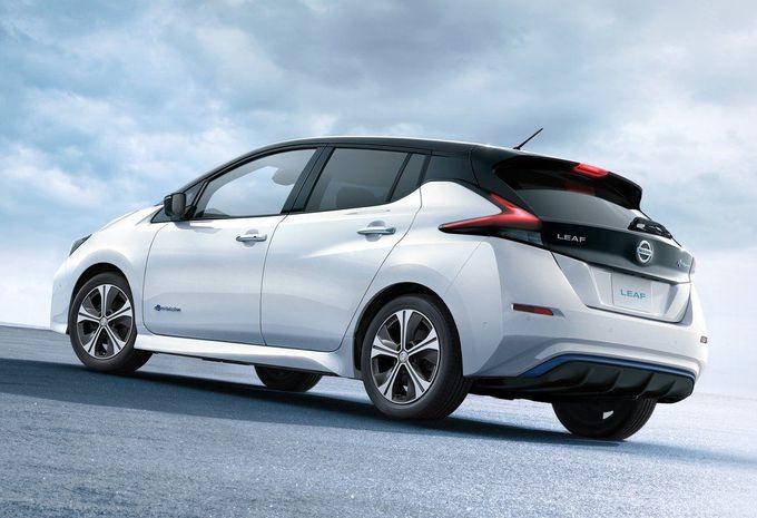 Dit Zijn De 10 Bestverkochte Elektrische Auto S Ter Wereld Autogids