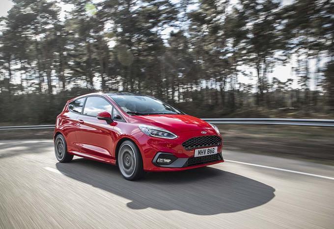 Ford : après la Fiesta ST, une RS ? #1