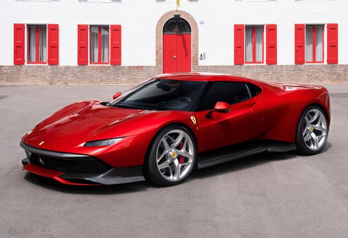 Ferrari SP38 : la 488 GTB tendance F40 #1