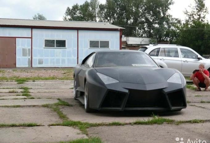 INSOLITE – Une Mitsubishi-Lamborghini à vendre #1
