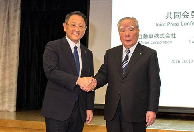 Toyota – Suzuki : vers un élargissement du partenariat #1