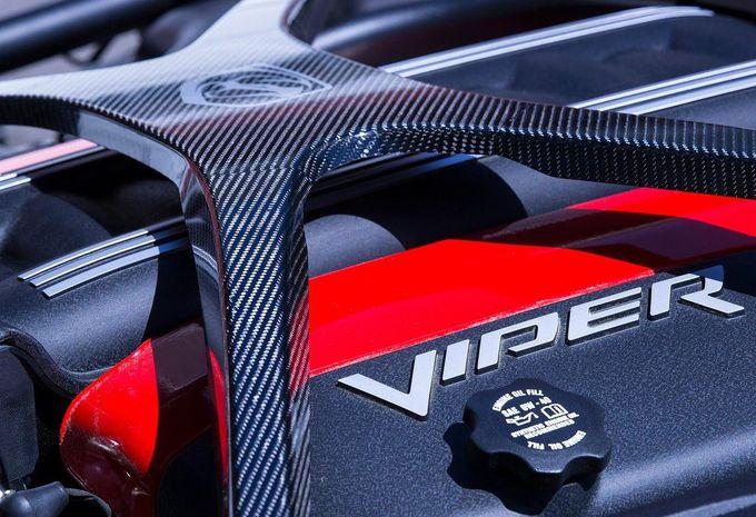 Dodge Viper : une nouvelle génération en 2020 #1
