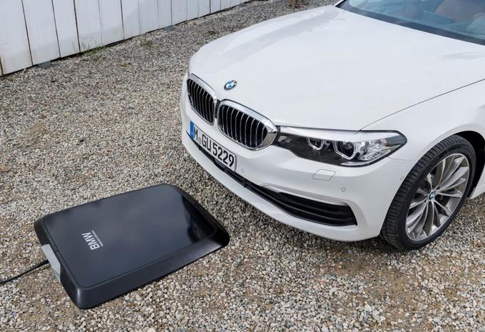BMW 530e : rechargement par induction dès cet été #1