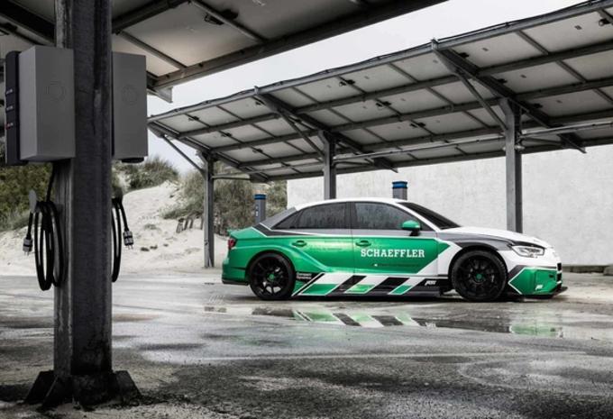 Une Audi RS3 électrique de 1200 ch #1
