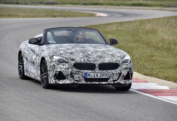 VIDÉO - BMW Z4 : images et infos officielles sur le roadster #1